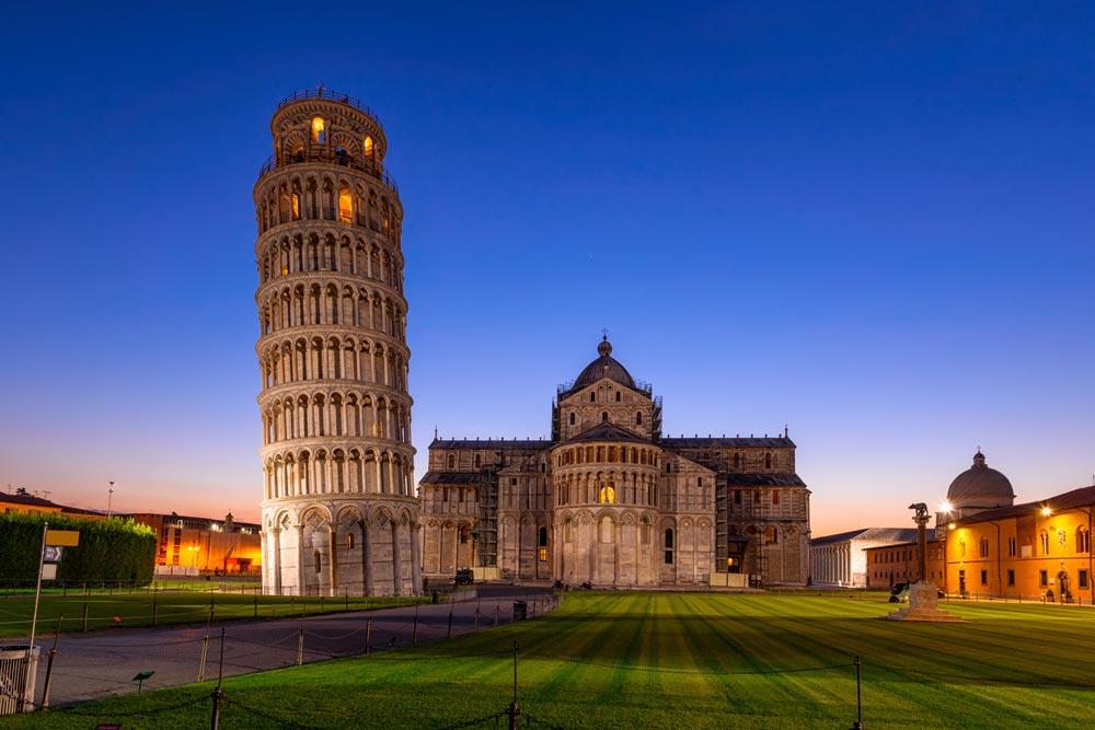 Descubre Pisa