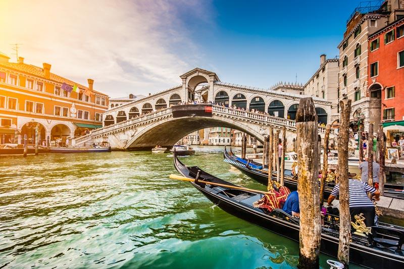 Descubre Venecia