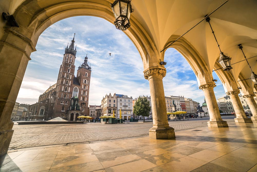 Take a Trip to Krakow and Gdansk