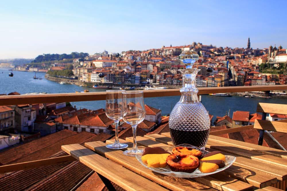 Porto pour les gourmands